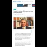 rassegna stampa sul notariato italiano