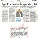 Pasqua notaio d'Ambrosio Il Messaggero