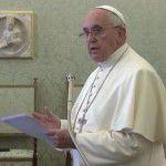 Papa Francesco custodia cautelare notaio d'Ambrosio