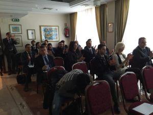 convegno tecnocasa a Pescara