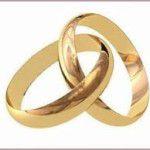 anelli di matrimonio