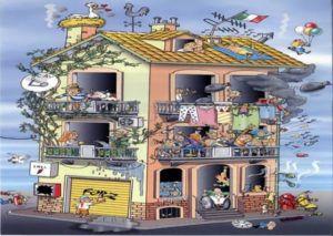 condominio degli edifici