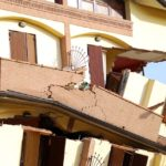 costruttore crollo fallimento notaio