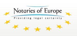 logo notaries in europe