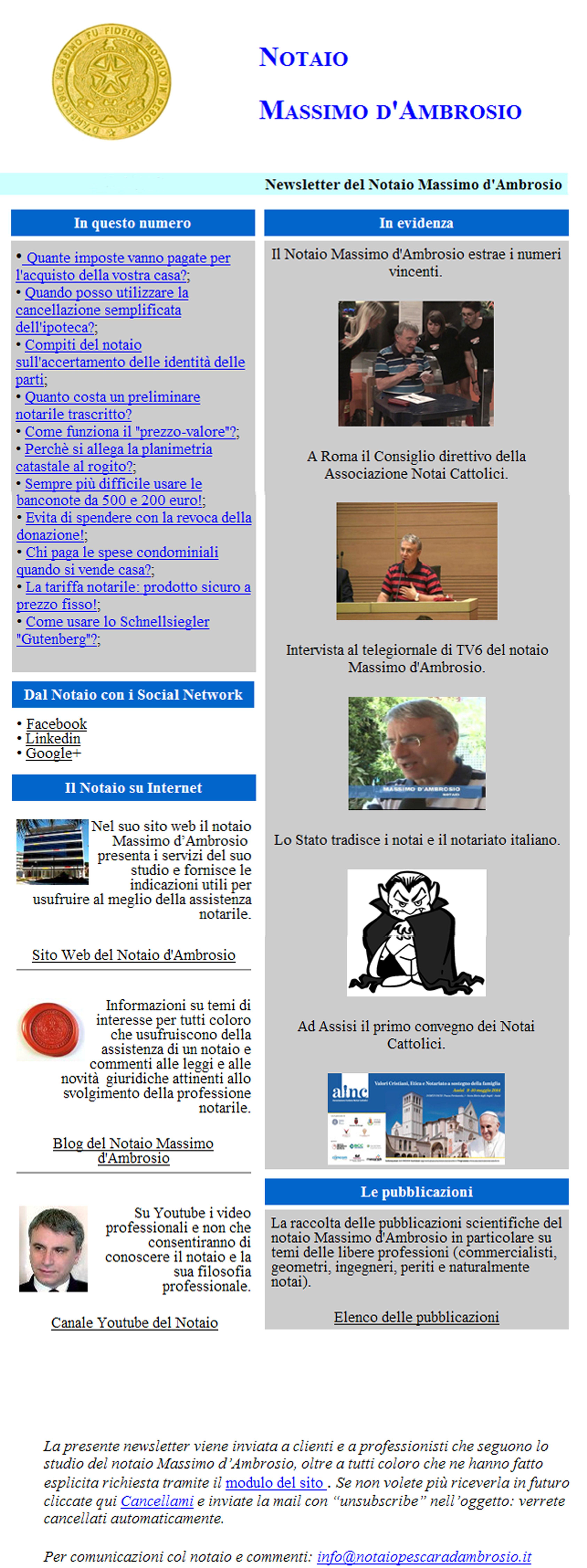 newsletter n.3