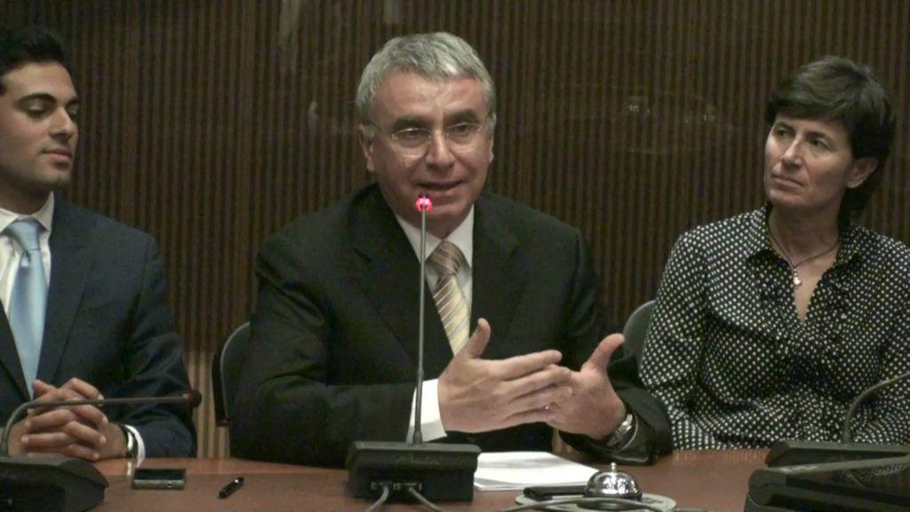 custodia cautelare notaio d'ambrosio arresto convegno sottosegretario giustizia