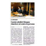 giustizia notaio d'Ambrosio Chiavaroli Legnini D'Alfonso