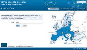 notaries in europe
