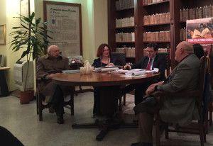 riunione premio letterario - notaio d'Ambrosio