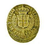 sigillo-notarile-regno-d-italia-notaio-d-ambrosio-collazione ereditaria