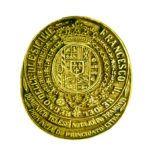 notaio d'ambrosio sigillo notarile regno due sicilie