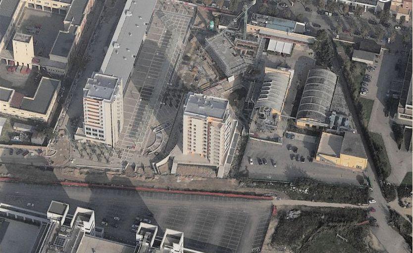 costruzione palazzetto ufficio notaio d'ambrosio