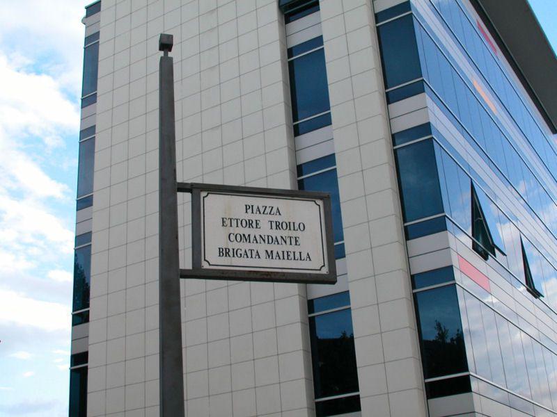 Piazza Ettore Troilo - Pescara
