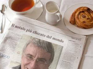 il blog del notaio Massimo d'Ambrosio su Google News notizie